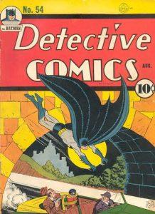 Detective Comics #54 (1941)