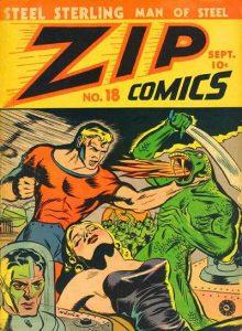 Zip Comics #18 (1941)