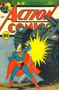 Action Comics #40 (1941)