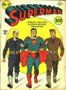 Superman #12 (1941)