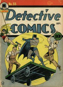 Detective Comics #55 (1941)