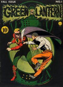 Green Lantern #1 (1941)