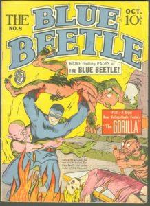 Blue Beetle #9 (1941)