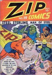 Zip Comics #19 (1941)