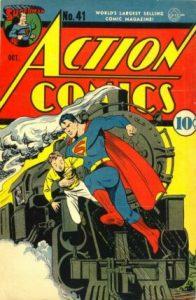 Action Comics #41 (1941)