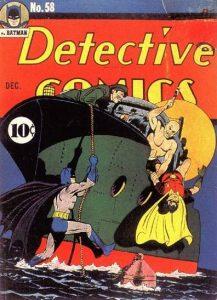 Detective Comics #58 (1941)