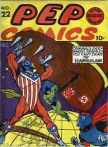 Pep Comics #22 (1941)