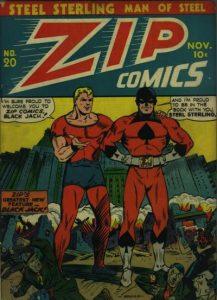 Zip Comics #20 (1941)