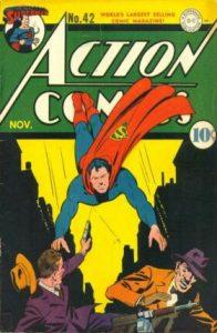 Action Comics #42 (1941)