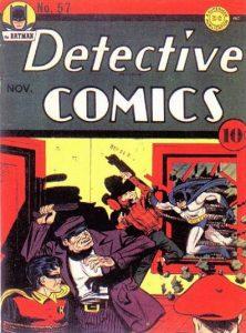 Detective Comics #57 (1941)