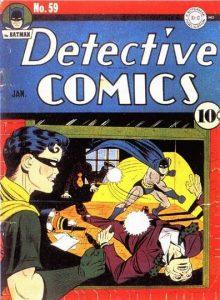 Detective Comics #59 (1941)