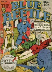 Blue Beetle #10 (1941)
