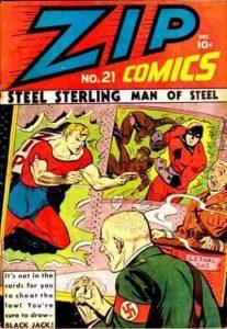 Zip Comics #21 (1941)