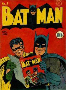 Batman #8 (1941)