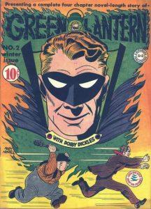 Green Lantern #2 (1941)