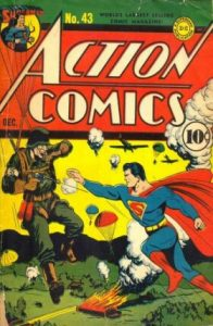 Action Comics #43 (1941)