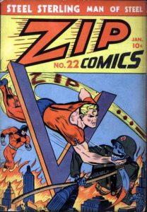 Zip Comics #22 (1942)