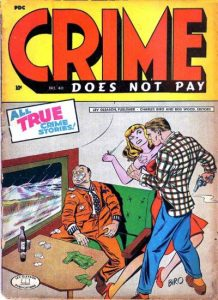Crime Does Not Pay #40 (1942)