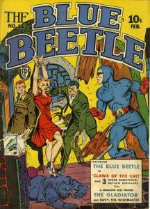 Blue Beetle #11 (1942)