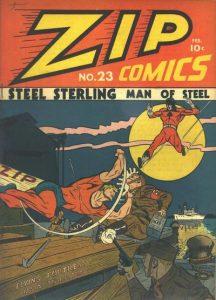 Zip Comics #23 (1942)