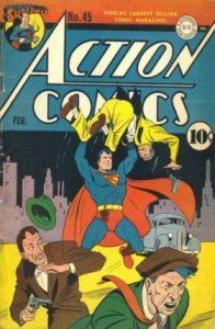 Action Comics #45 (1942)