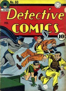 Detective Comics #60 (1942)
