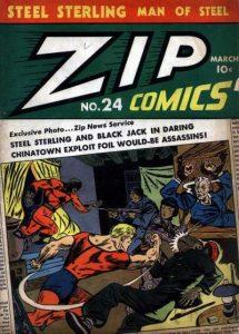 Zip Comics #24 (1942)