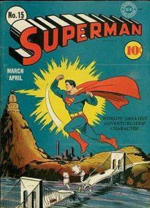 Superman #15 (1942)