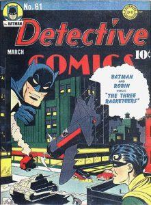 Detective Comics #61 (1942)