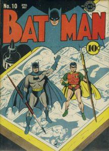 Batman #10 (1942)