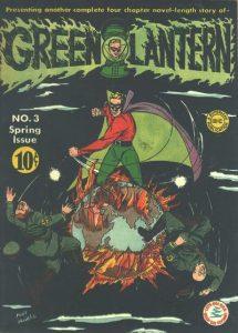Green Lantern #3 (1942)