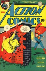 Action Comics #47 (1942)