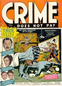 Crime Does Not Pay #22 (1942)