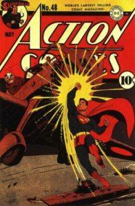 Action Comics #48 (1942)