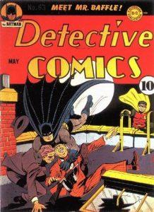 Detective Comics #63 (1942)