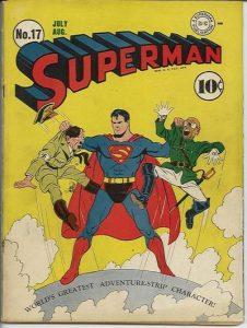 Superman #17 (1942)