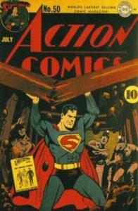 Action Comics #50 (1942)