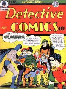 Detective Comics #65 (1942)