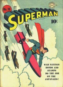 Superman #18 (1942)