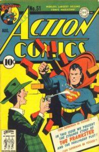 Action Comics #51 (1942)