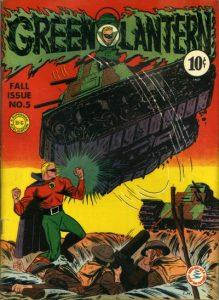 Green Lantern #5 (1942)