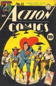 Action Comics #52 (1942)