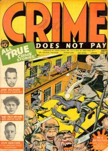Crime Does Not Pay #23 (1942)