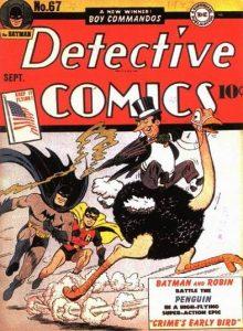 Detective Comics #67 (1942)