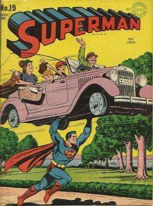 Superman #19 (1942)