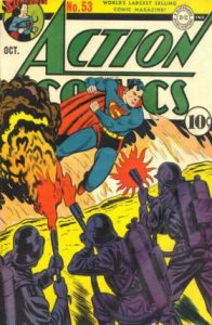 Action Comics #53 (1942)