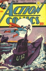 Action Comics #54 (1942)