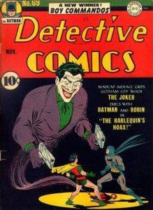 Detective Comics #69 (1942)
