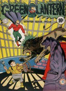 Green Lantern #6 (1942)