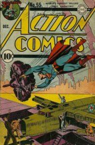 Action Comics #55 (1942)